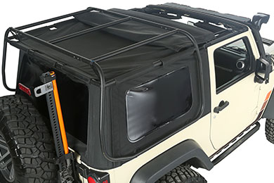 Rugged Ridge Exo-Top Cargo Rack System