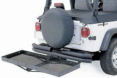 Honda Fit Smittybilt Receiver Rack