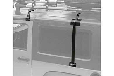 surco roof rack jeep hard top adapter