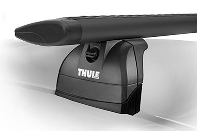 BMW 3-Series Thule AeroBlade Roof Rack System
