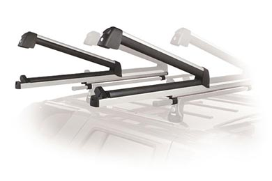 Chrysler Town and Country Thule Universal PullTop Ski & Snowboard Rack