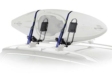 Ford Fusion Thule Hull-A-Port Kayak Carrier