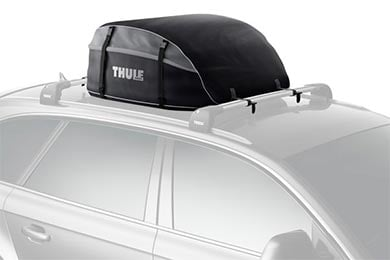 Audi S4 Thule Interstate 869 Cargo Bag