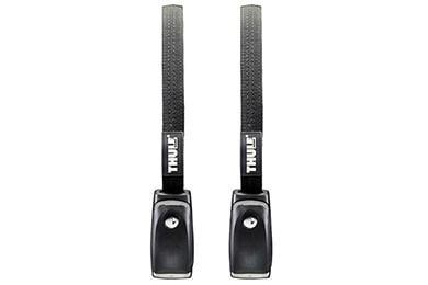 Audi S4 Thule Locking Straps