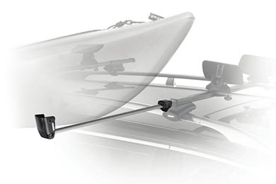 Ford Fusion Thule Outrigger II Load-Assist