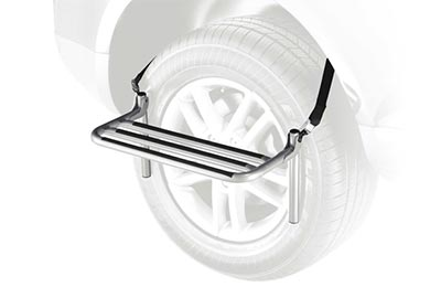 Nissan Titan Thule Step-Up Wheel Step