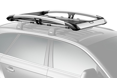 Mazda Tribute Thule Trail Cargo Basket