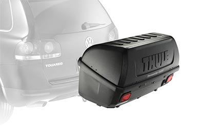 Toyota Land Cruiser Thule Transporter Cargo Box