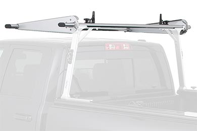 Ford F-350 TracRac Cantilever Ladder Rack Extension