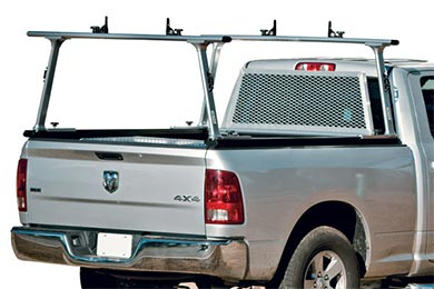 Ford F-350 TracRac SlideRac Truck Bed Rack