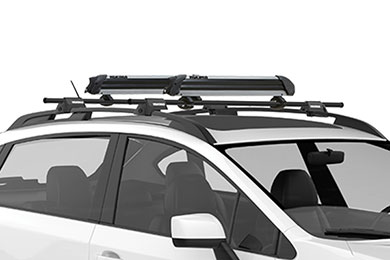 Lexus ES 350 Yakima Big PowderHound Ski & Snowboard Rack