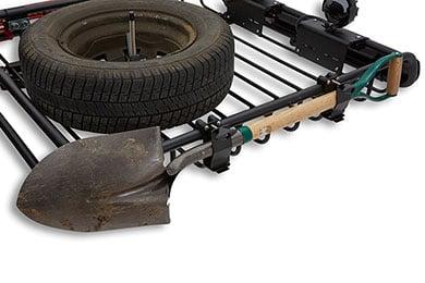 Toyota Venza Yakima Axe/Shovel Bracket