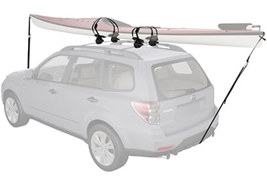 Chrysler PT Cruiser Yakima SweetRoll Roller Kayak Rack