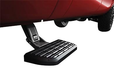 Chevy Silverado AMP Research BedStep2 Retractable Truck Step