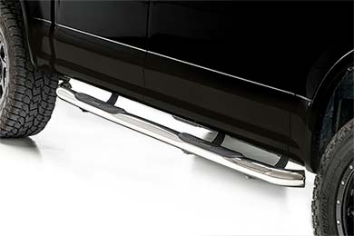 "GMC Yukon Aries 3"" Round Nerf Bars"