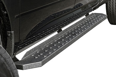 "Nissan Titan Aries 6.5"" RidgeStep Commercial Running Boards"