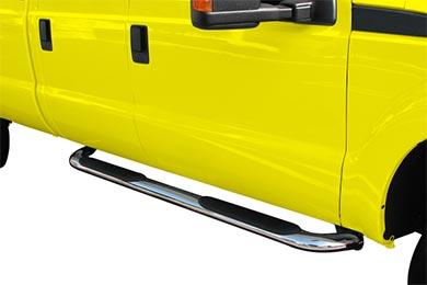 """Dodge Ram ProZ 4"""" Premium Angled Oval Nerf Bars"""