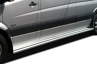 Black Horse Off Road Commercial Running Boards