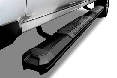 Ford F-350 Black Horse Off Road Cutlass Running Boards