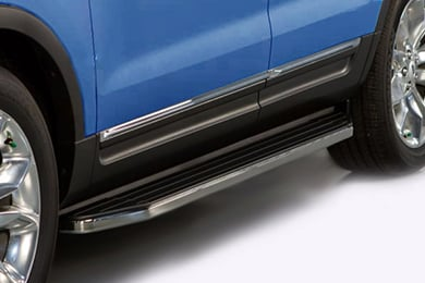 Honda Pilot Black Horse Off Road Premium Running Boards