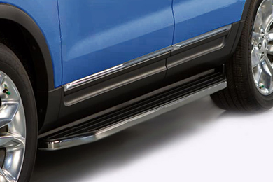 Toyota Highlander Black Horse Off Road Premium Running Boards