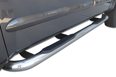 "Broadfeet 3"" Round Nerf Bars"
