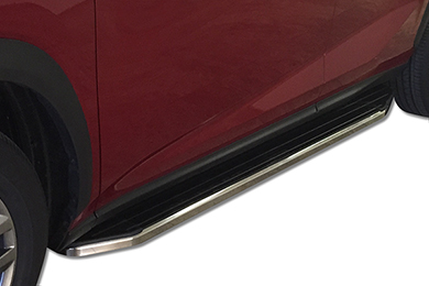 Toyota Highlander Broadfeet R11 Running Boards
