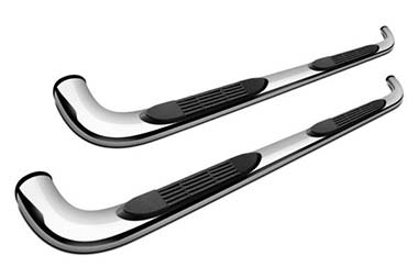 "Dodge Ram Broadfeet 3"" Round Nerf Bars"