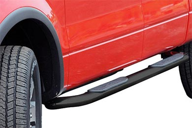 "Ford F-150 Dee Zee Elite 3"" Round Nerf Bars"