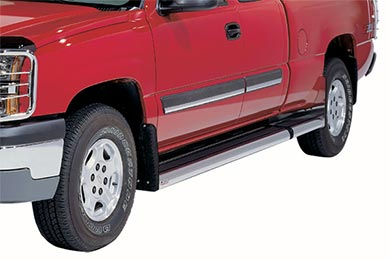 Dee Zee Stainless Steel Elite Running Boards
