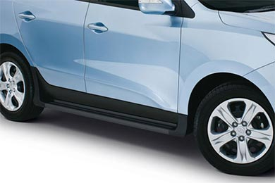 EGR Integrated Side Step Running Boards
