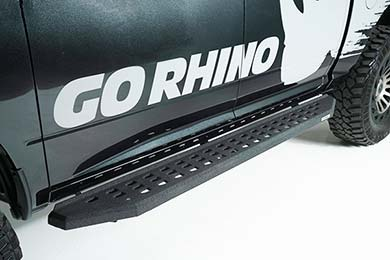 Ford F-250 Go Rhino RB20 Running Boards