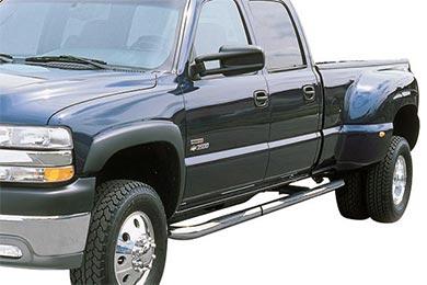 """Dodge Ram Go Rhino 3"""" 6000 Series Round Nerf Bars"""
