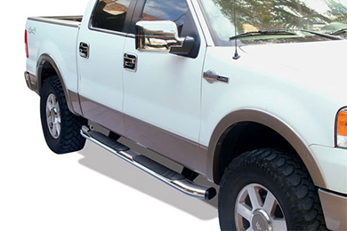 "Ford F-250 Go Rhino 5"" OE Xtreme Side Steps"