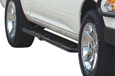 GMC Sierra Go Industries Rancher Rugged Steps Running Boards