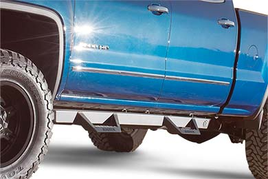 Dodge Ram ICI Magnum RT Step Bars