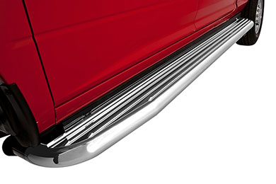 Chevy Silverado ICI Stainless Steel Running Boards