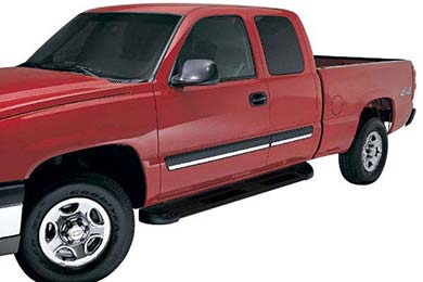 Chevy Avalanche Lund TrailRunner Aluminum Running Boards