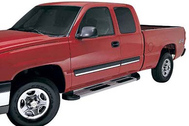 Ford F-450/550 Lund TrailRunner Aluminum Running Boards