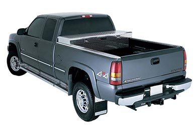 Ford F-450/550 Lund Challenger Running Boards