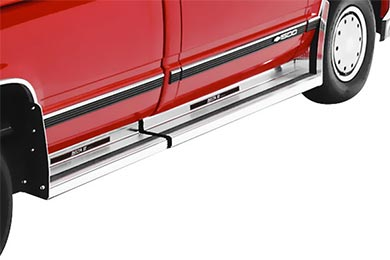 Lund Delta III Running Boards