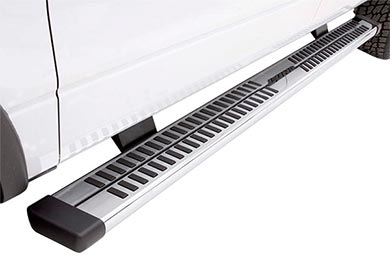 Chevy Silverado Lund Summit Ridge Running Boards