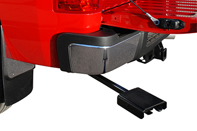 Luverne EZStep Retractable Truck Bed Step