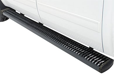 Chevy Silverado Luverne Grip Step Running Boards