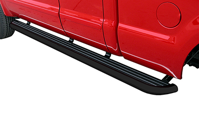 Ford F-150 Luverne MegaStep Nerf Boards