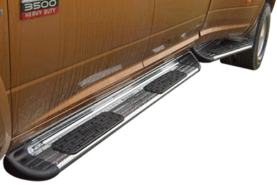 Ford F-150 Luverne Side Entry Step Running Boards