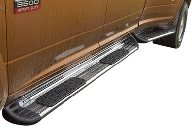 Ford F-450/550 Luverne Side Entry Step Running Boards