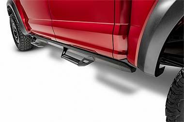 Ford F-150 N-Fab Predator Aluminum Nerf Steps
