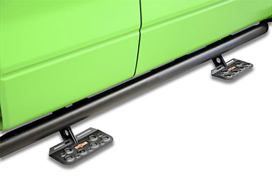 Toyota Tacoma N-Fab AdjustSTEP Adjustable Height Nerf Steps