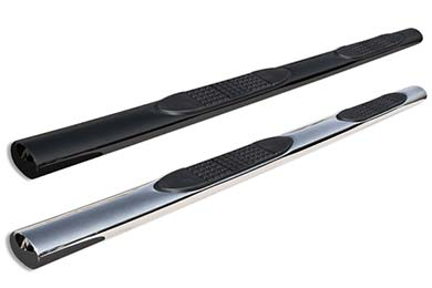 "Ford F-150 ProZ 4"" Premium Straight Oval Nerf Bars"